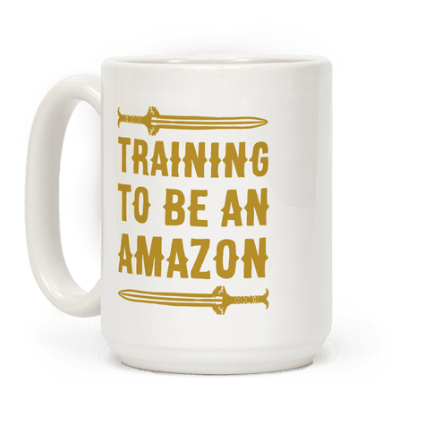 Image of Training To Be An Amazon Parody