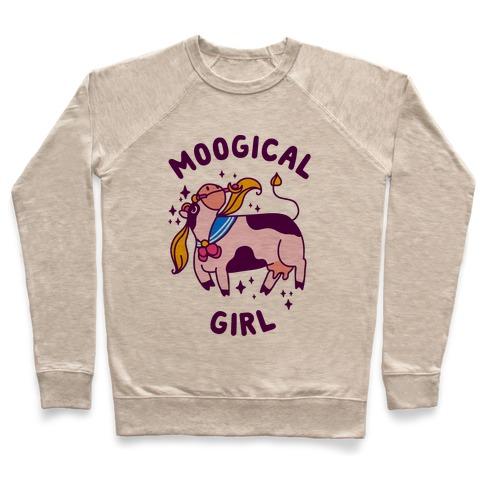 Moogical Girl Pullover