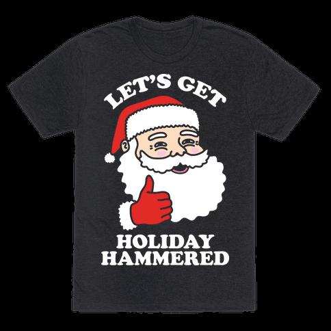 Let's Get Holiday Hammered