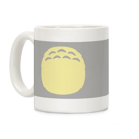 Totoro Tummy Coffee Mug