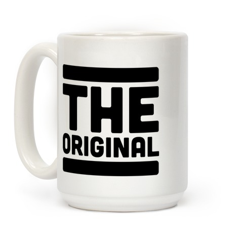 The Original (1 of 2 pair) Coffee Mug