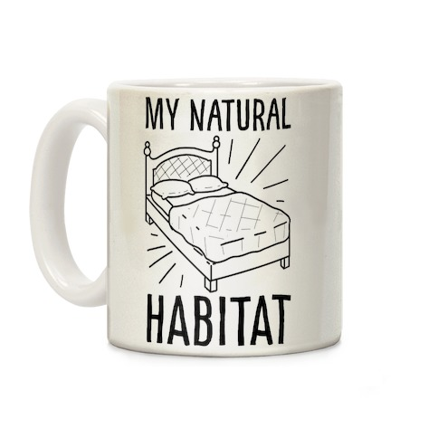 My Natural Habitat Coffee Mug