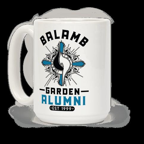 Balamb Garden Alumni Final Fantasy Parody Coffee Mug