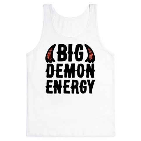 Big Demon Energy Tank Top