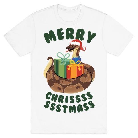Merry Chrissssssstmass! T-Shirt