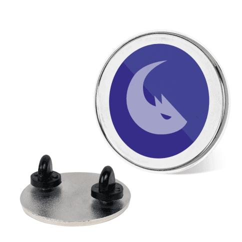 Dragon Type Gym Leader Badge Pin