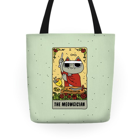 The Meowgician Tote