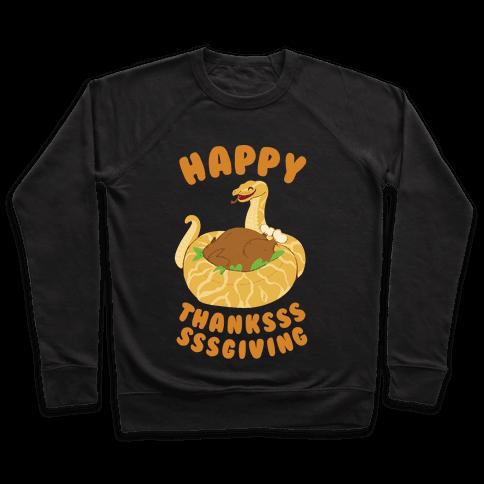 Thanksgiving Snake Pullover