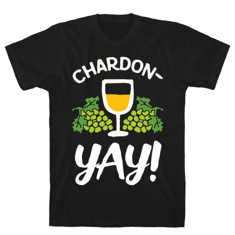Chardon-Yay Mens T-Shirt