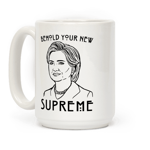 Behold Your Next Supreme Hillary Parody