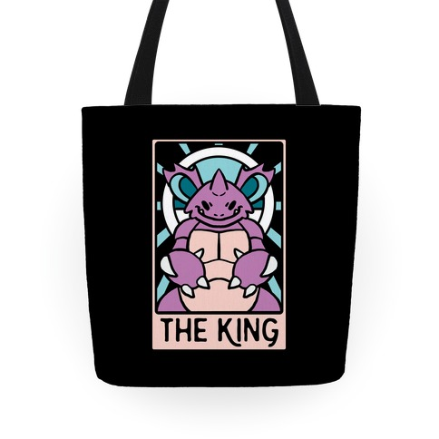 The King - Nidoking Tote