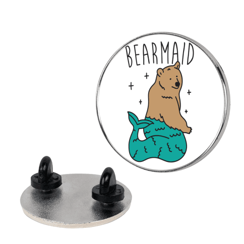 Bearmaid pin
