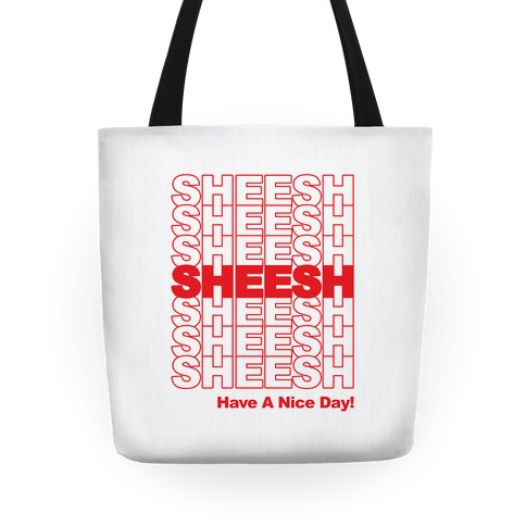Sheesh (Grocery Bag) Tote