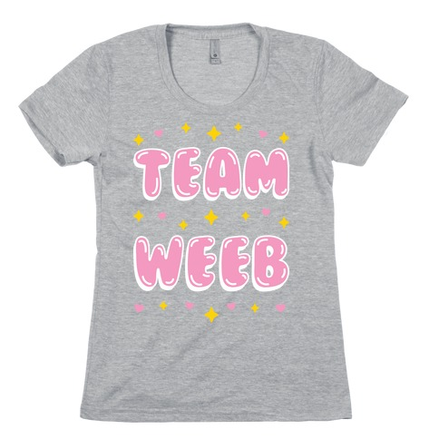 Team Weeb Womens T-Shirt