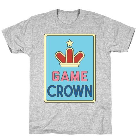 Game Crown T-Shirt