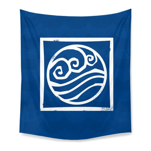 Water Bender Tapestry