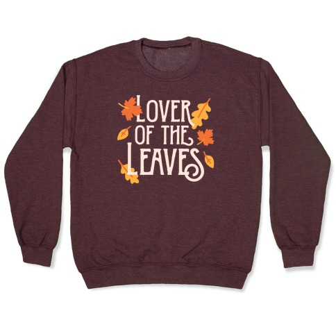 Lover of the Leaves Autumn Pullover