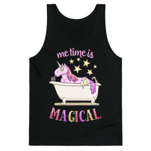 Me Time Is Magical Tank Top