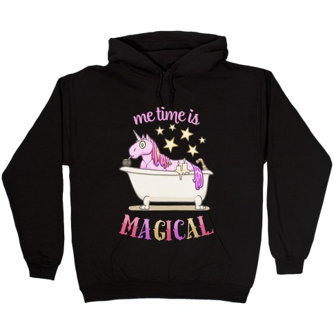 Me Time Is Magical Hooded Sweatshirt