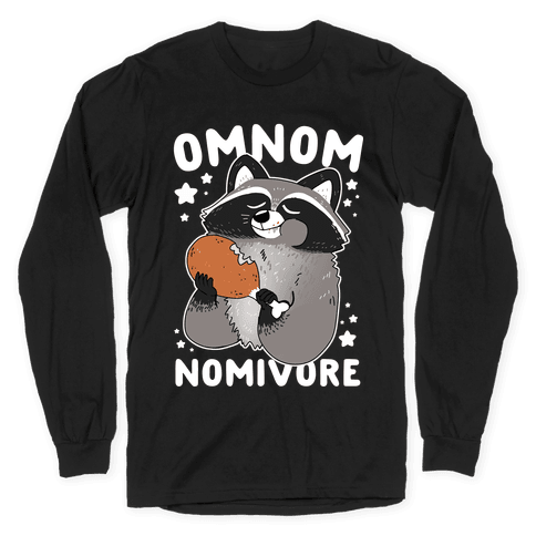 Omnomnomivore Long Sleeve T-Shirt