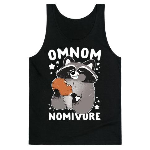 Omnomnomivore Tank Top