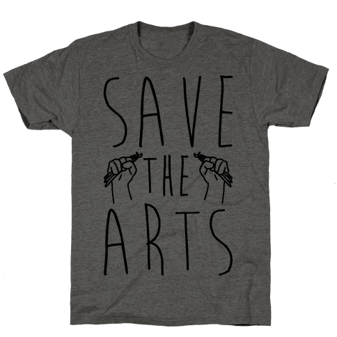 Image of Save The Arts