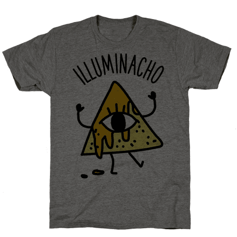 Illuminacho Mens T-Shirt