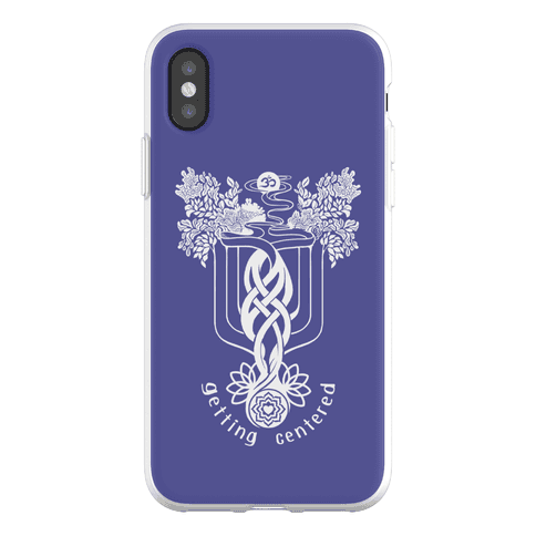 Getting Centered Phone Flexi-Case
