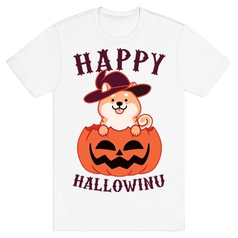 Happy Hallowinu T-Shirt