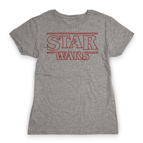 Star Wars Things Womens T-Shirt