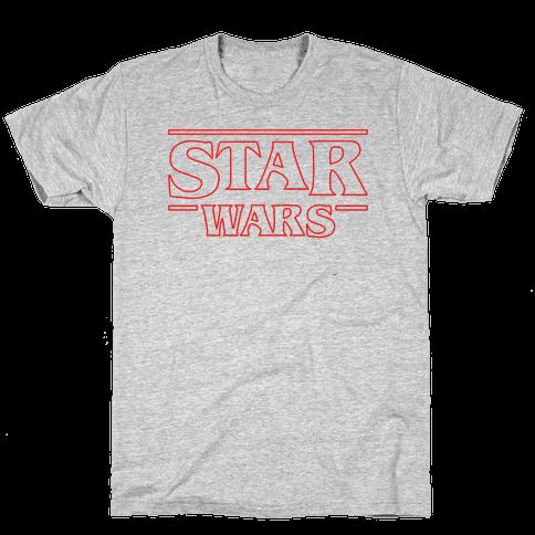 Star Wars Things Mens T-Shirt