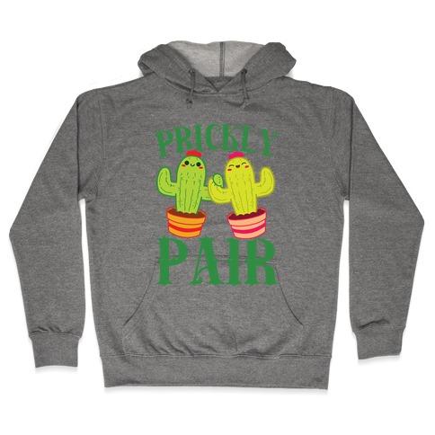 Prickly Pair Hooded Sweatshirt