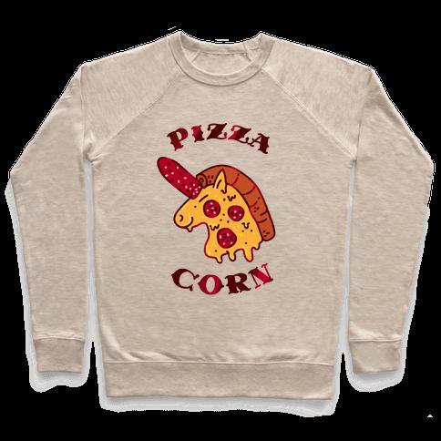 Pizzacorn Pullover