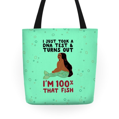 100% That Fish Tote