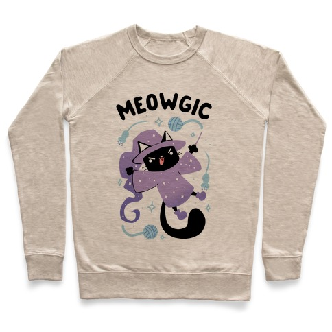Meowgic Pullover