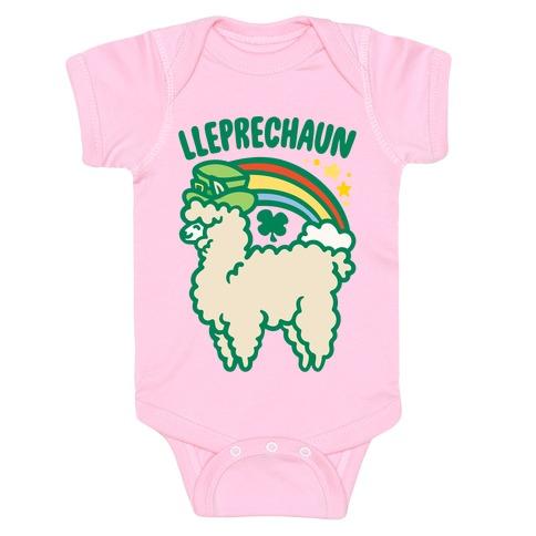 Lleprechaun Parody Baby One-Piece