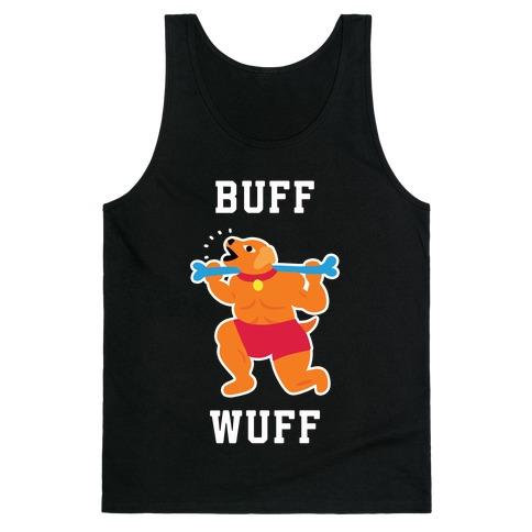Buff Wuff Tank Top