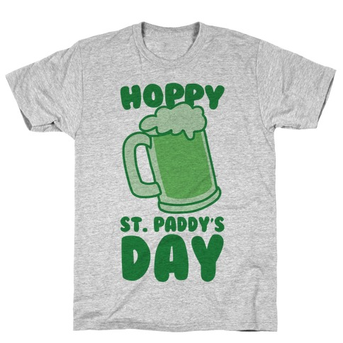 Hoppy St. Paddy's Day T-Shirt
