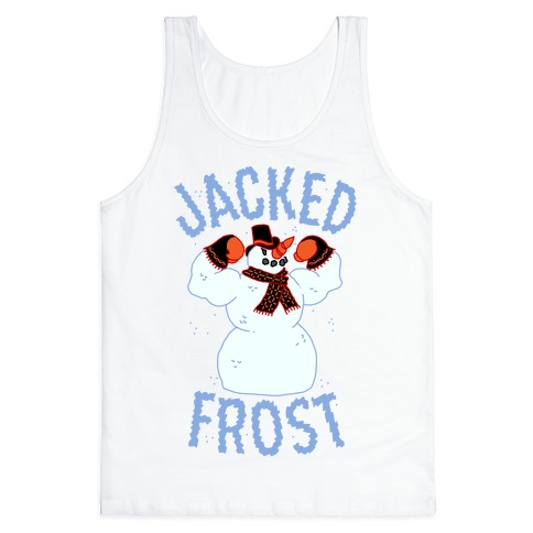 JACKED Frost Tank Top
