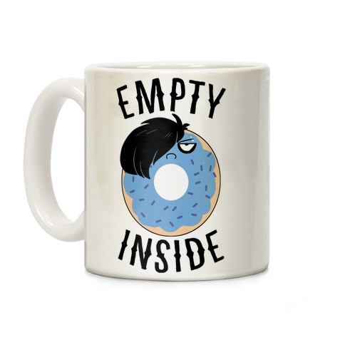 Empty Inside Coffee Mug