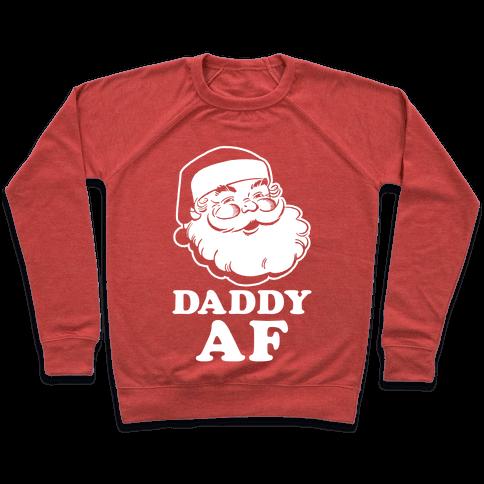 Daddy AF Pullover