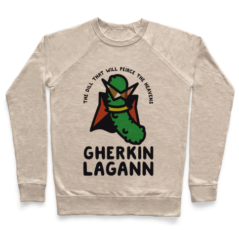 Gherkin Lagann Pullover