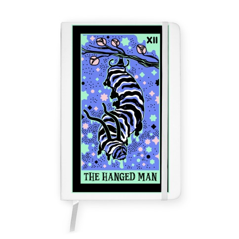 Creepy Cute Tarots: The Hanged Man Notebook