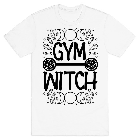 Gym Witch T-Shirt
