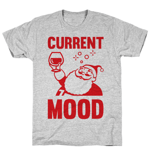 Current Mood Mens T-Shirt