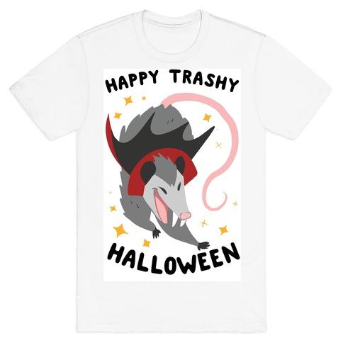 Happy Trashy Halloween T-Shirt