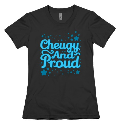 Cheugy And Proud Womens T-Shirt