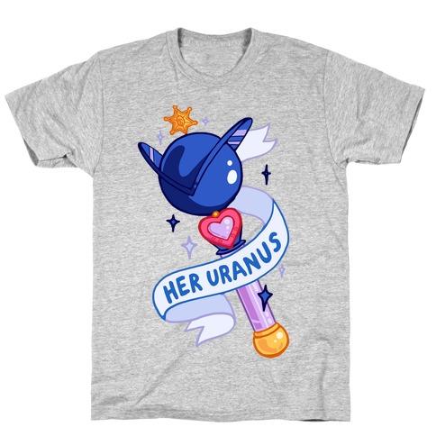 Her Uranus Pair 2 T-Shirt
