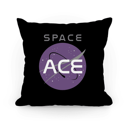 Space Ace Pillow