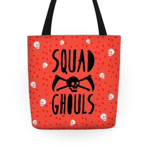 Squad Ghouls Tote